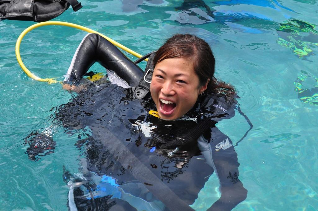 diver-training