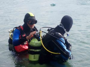divemaster course safety