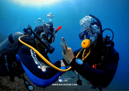 水下的空气供给管理