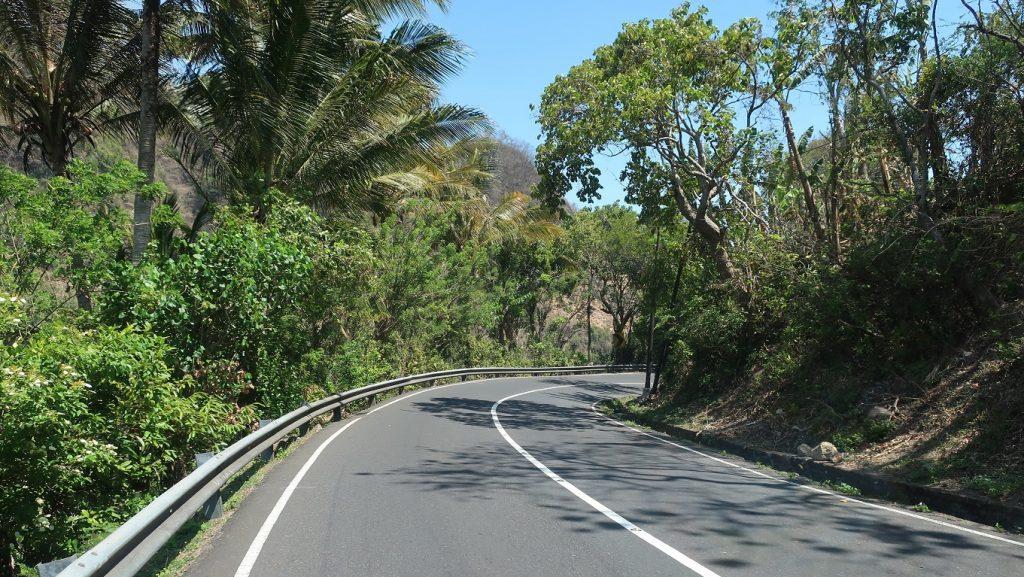 Road Bali