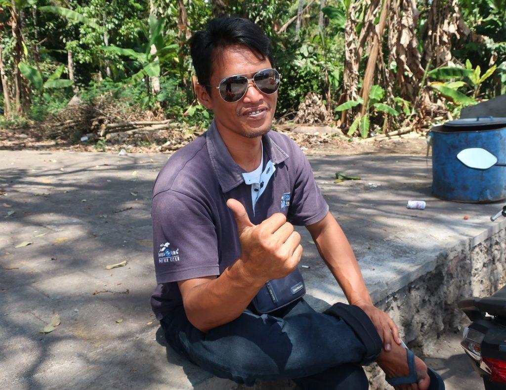 Driver Bali Ocean