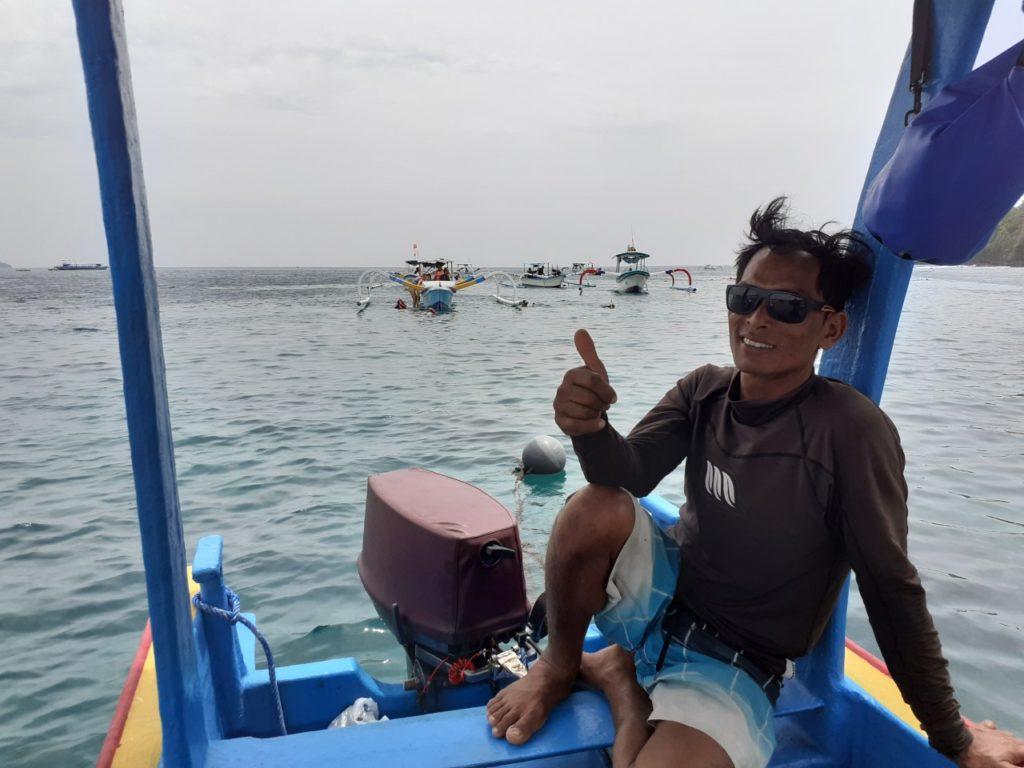 Captain boat