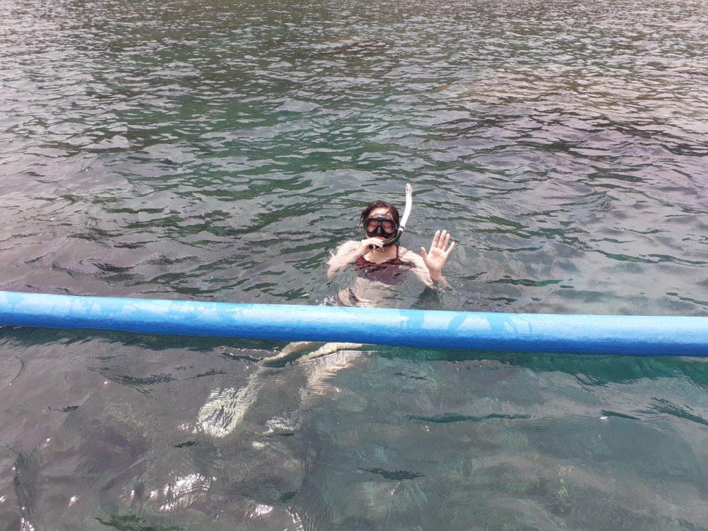 Rest time Blue Season Bali