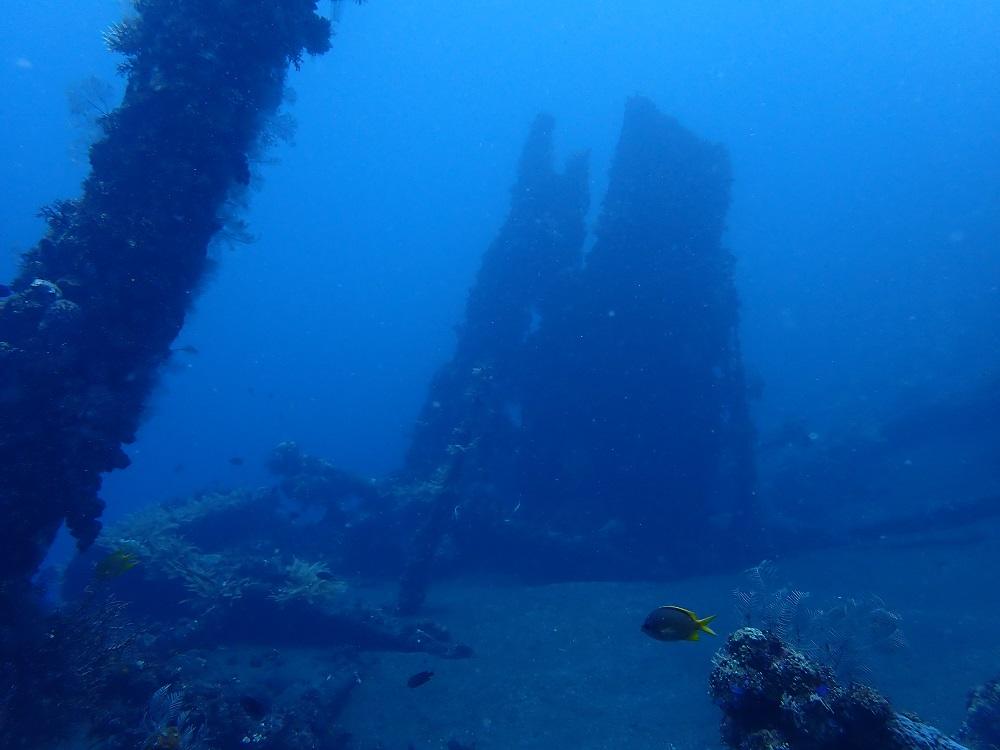USAT Liberty Diving