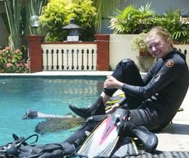 Blue Season Bali's Divemaster Intern