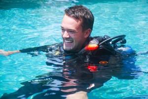 Blue Season Bali's Divemaster Intern Nick