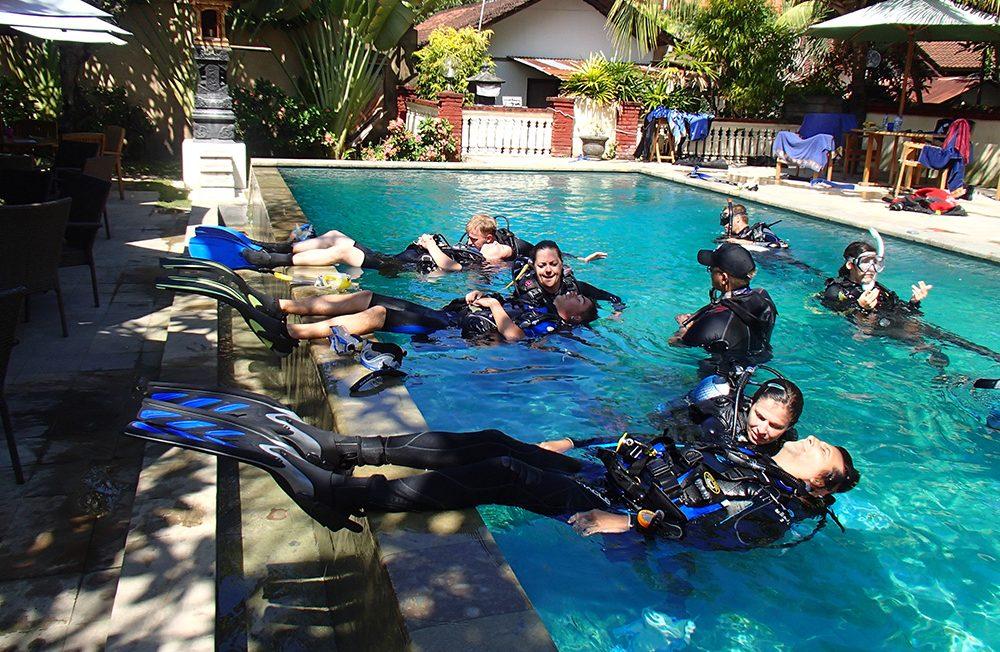 PADI Rescue Course Bali