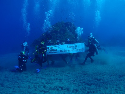 dive environmentally friendly in bali