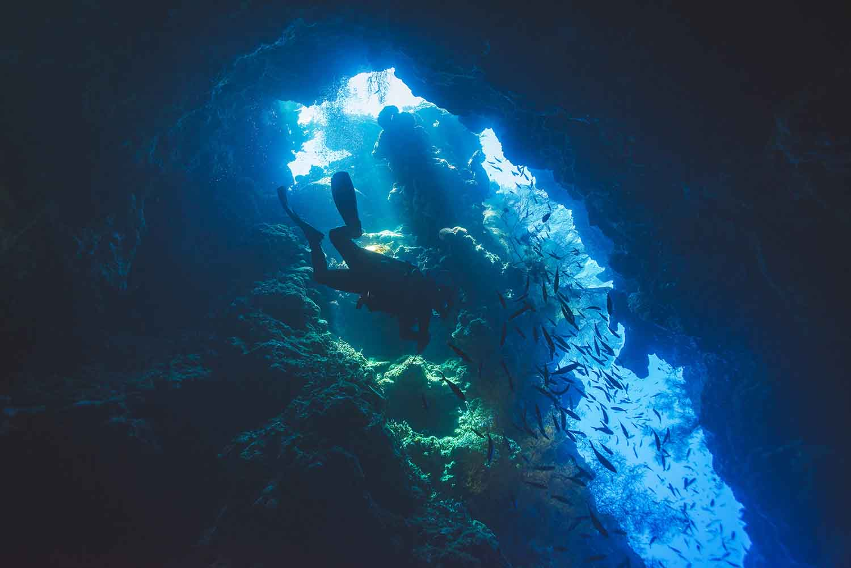 bat cave menjangan island