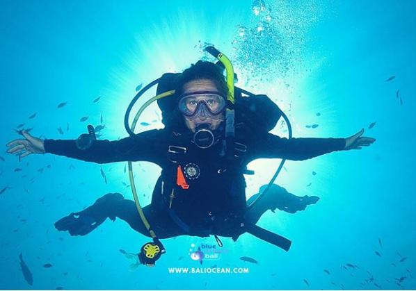 Diving Preparation
