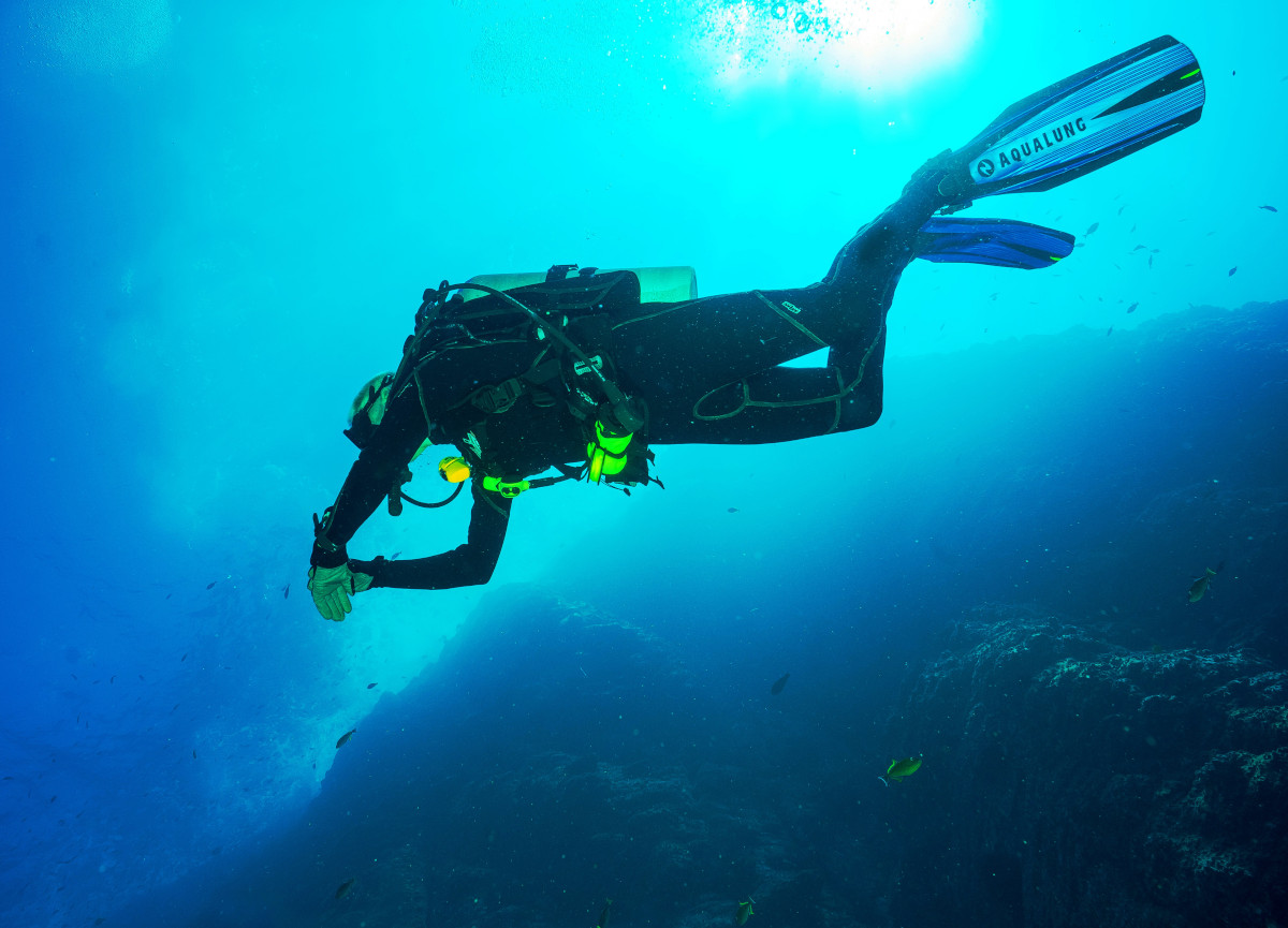 Scuba Diving Trips in Bali