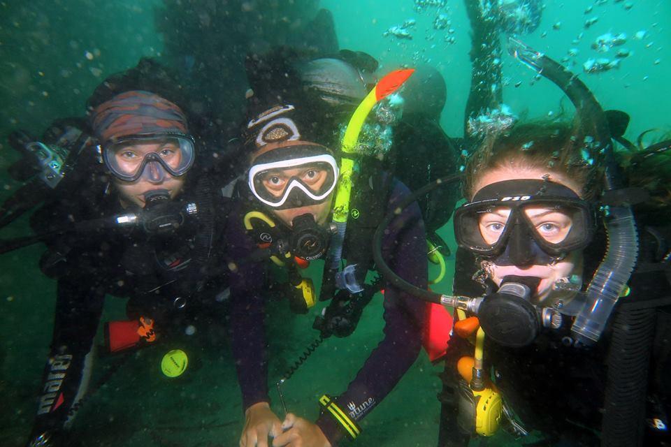 Scuba Diving in Padang Bai, Bali