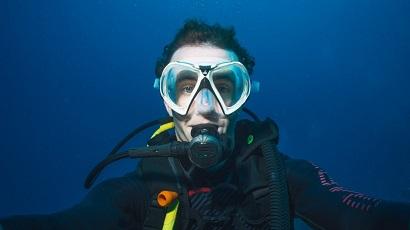 buoyancy control blue season bali