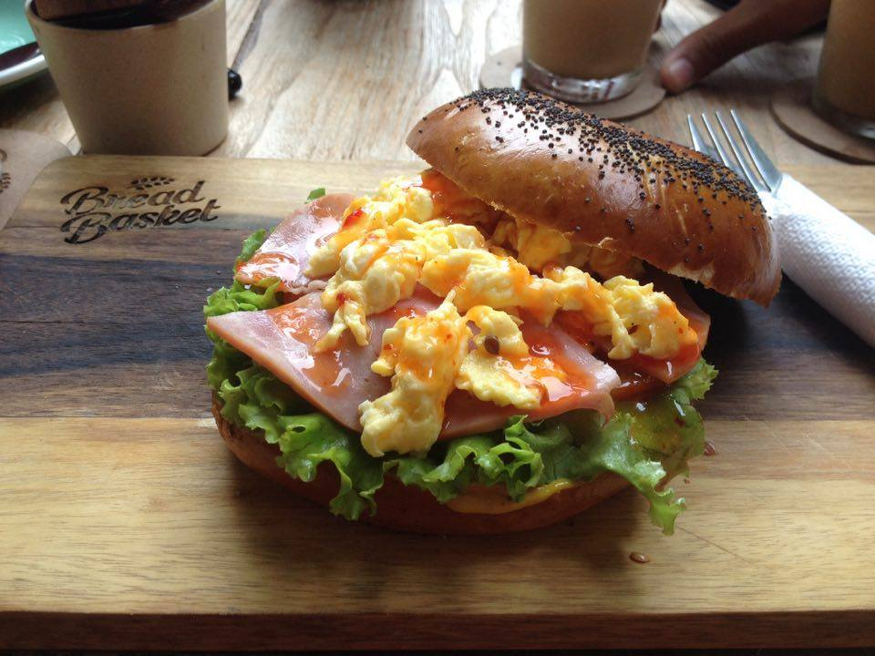 Breakfast in Sanur - Blue Season Bali