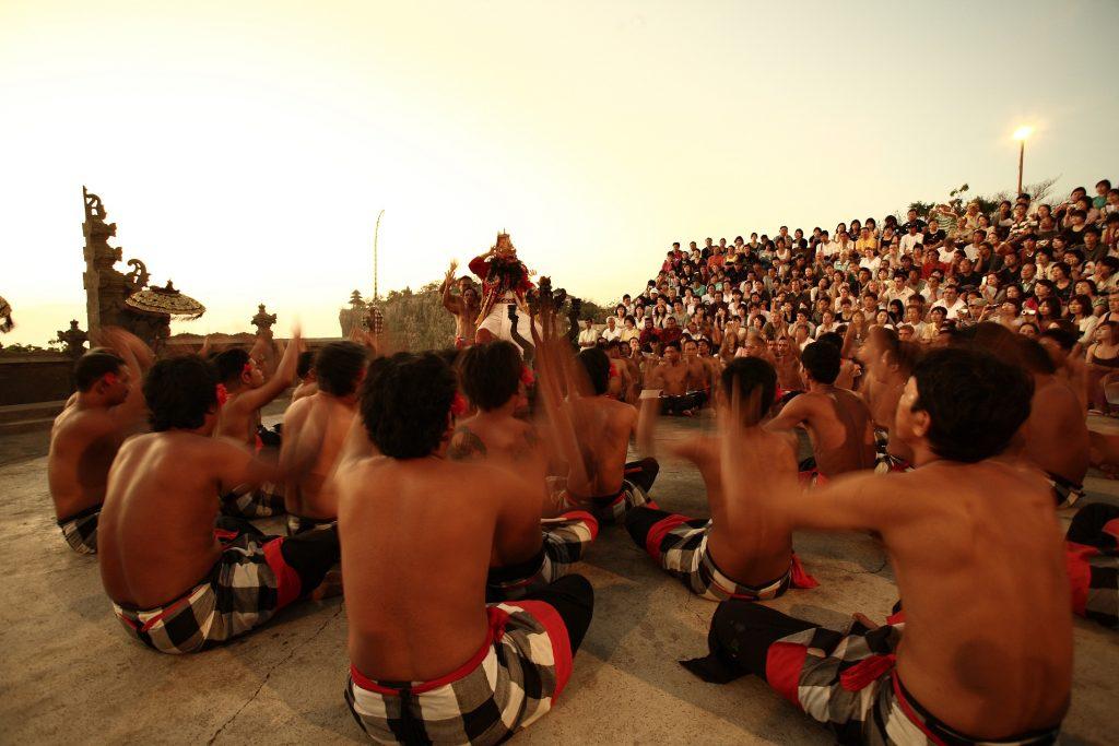 Cultural festival Bali