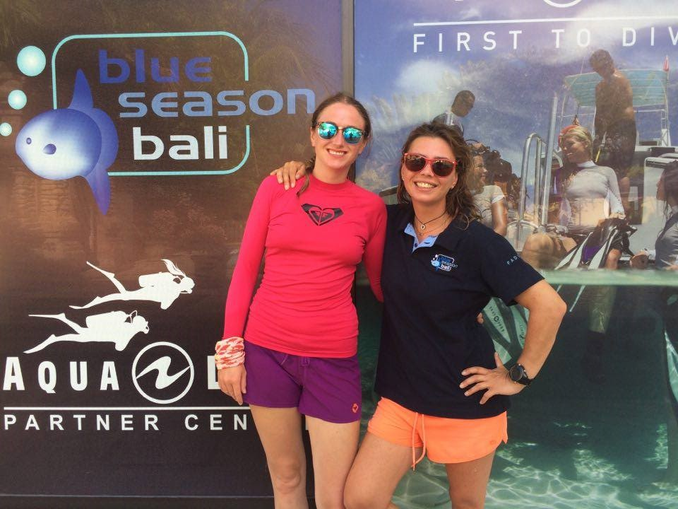 PADI Open Water Course Bali