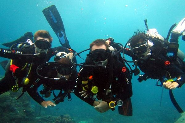 Diving and Physical Exercise: Ensuring you're fit for the dive | Blue Season Bali