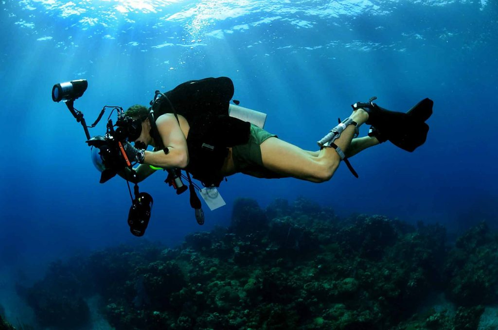 digital underwater photographer specialty course