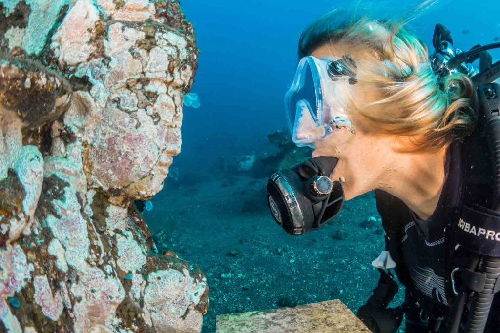 dive sites around the world