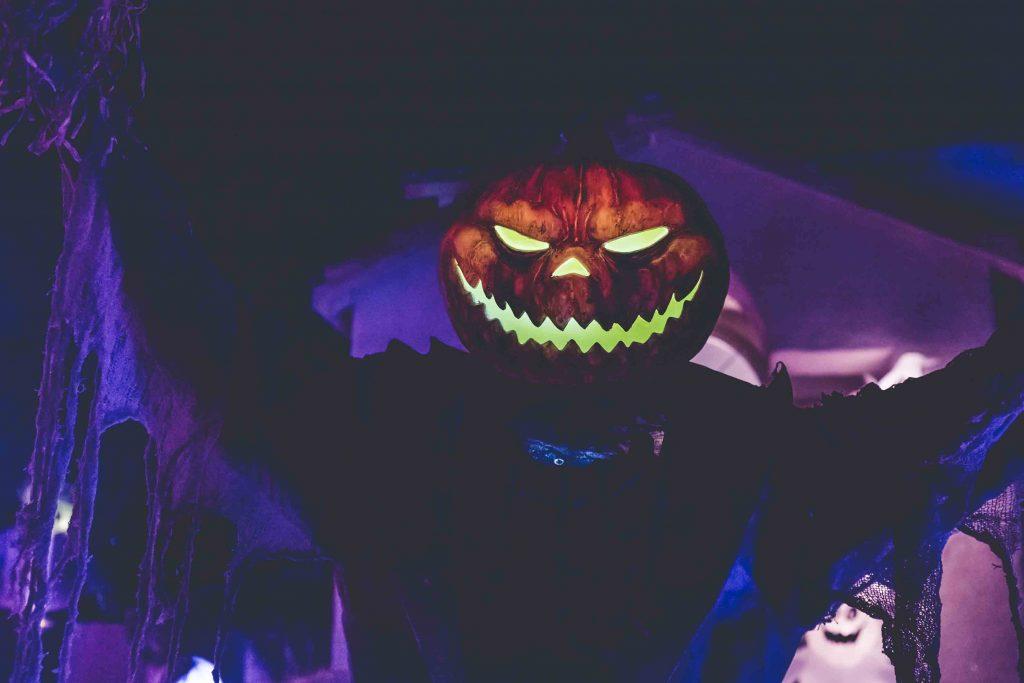 halloween in bali