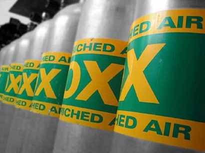 Diving with Enriched Air Nitrox