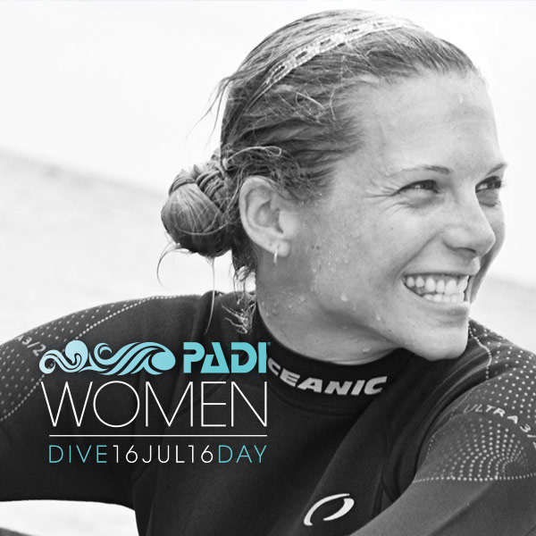 Padi Women's Dive Day 2016 - Blue Season Bali