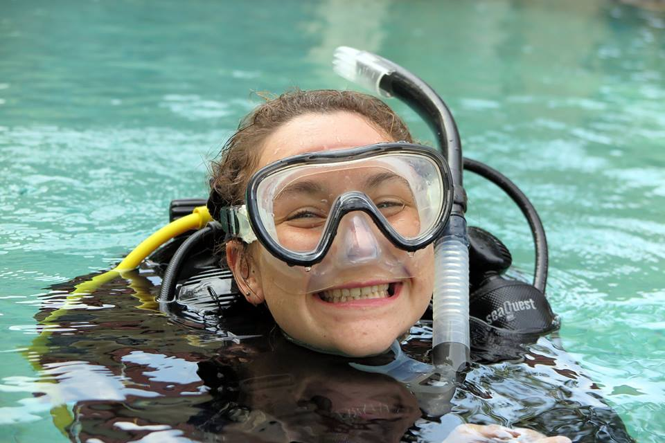 why we love scuba diving