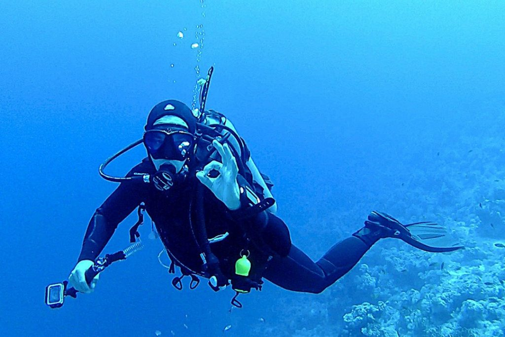 benefit scuba diving in bali